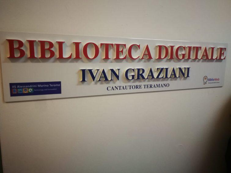 biblioteca comunale ivan graziani
